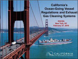 California OGV Regs EGCS