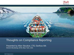 EGCSA - Compliance Reporting - Danfoss IXA