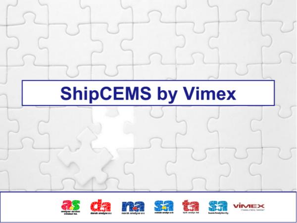 ShipCEMS Vimex