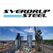 Sverdrup Steel logo 2